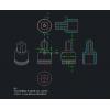 铁氟龙棒CNC机加工