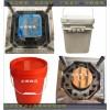 注塑桶模具注射桶模