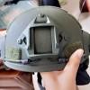 求购高强PE防弹头盔模具